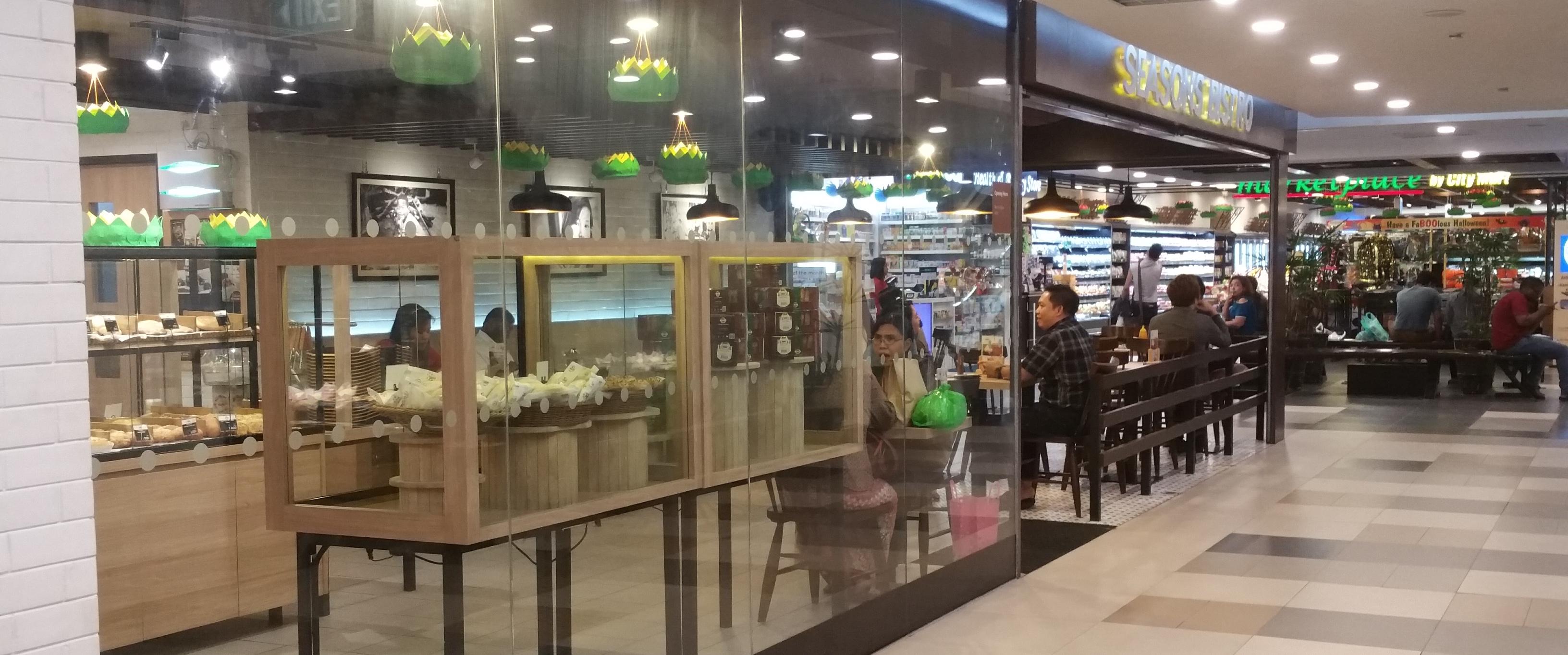CAFE AMAZONの隣のカフェ