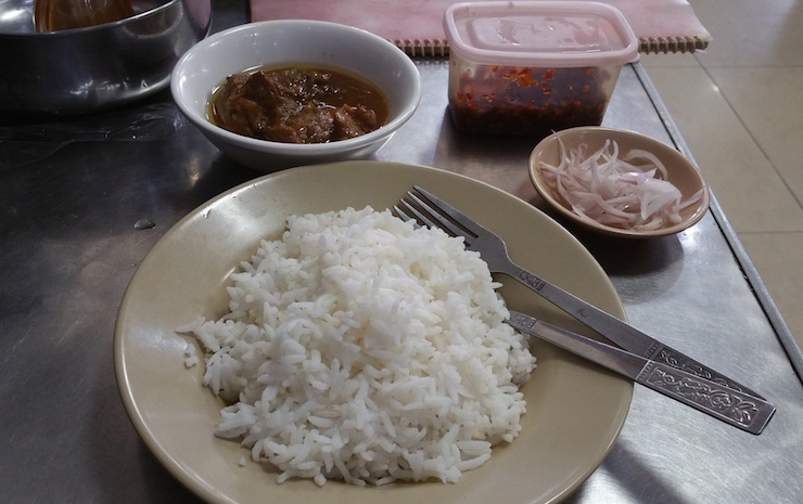 Myanmar curry