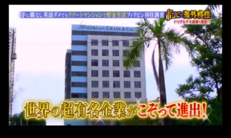 JPモルガンのビル
