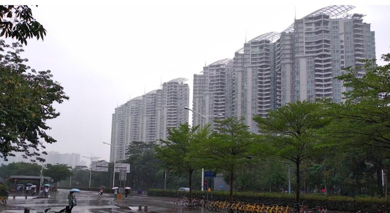 中海深圳湾畔花園