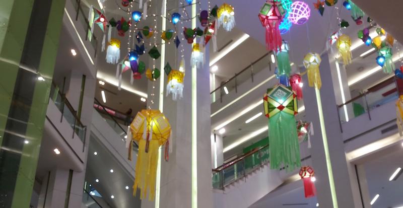 Atrium in the Junction Center