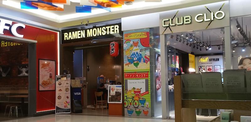 Ramen Monster