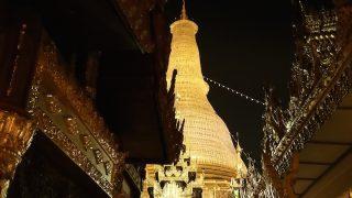 【ヤンゴン観光】時間のない人のための光り輝く黄金の仏塔「シュエダゴンパゴダ」完全攻略ガイド2019年版