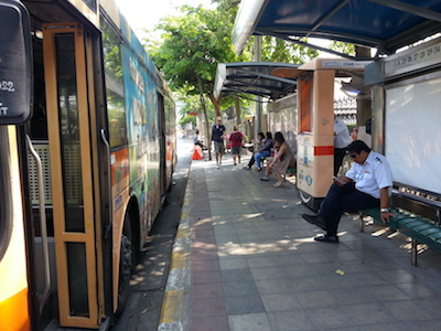 Bus to Don Mueang Airport