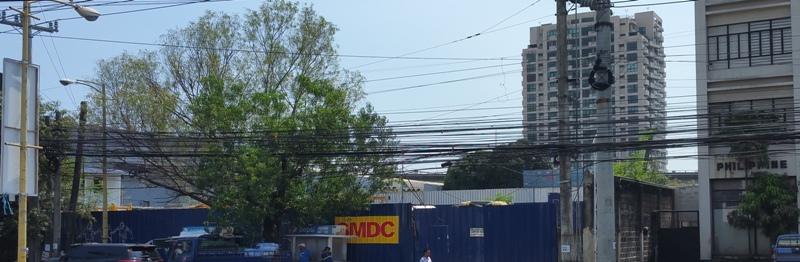 SMDC開発予定地