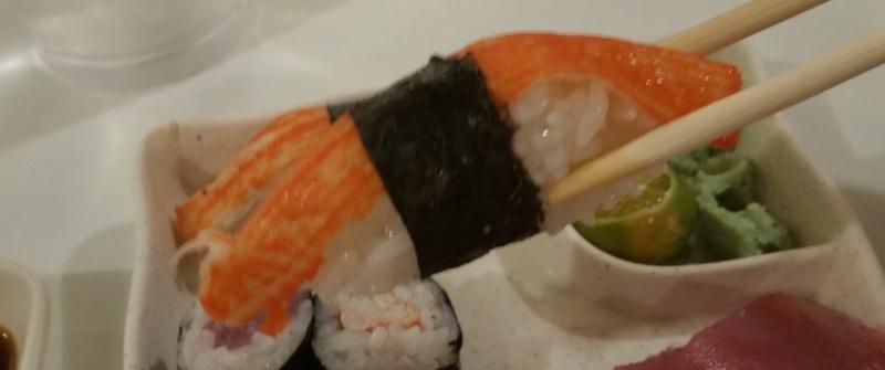カニカマ寿司
