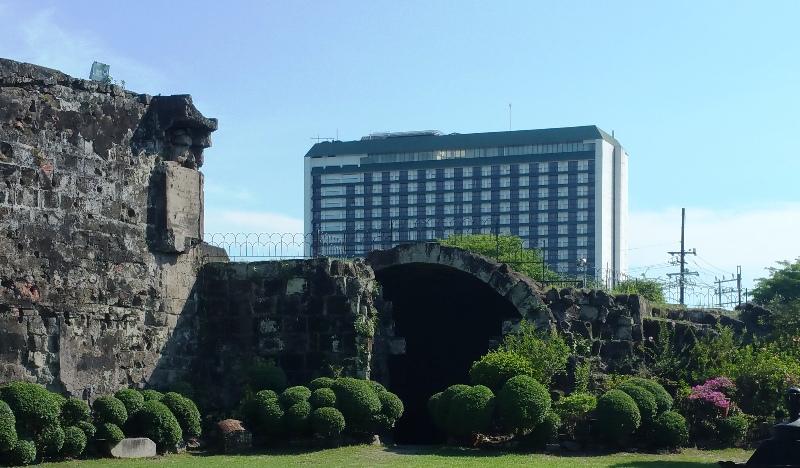 マニラホテル