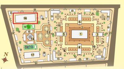 ワットポー地図