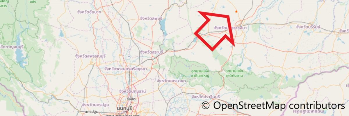 ワッパーラックロイ(地獄寺)の地図