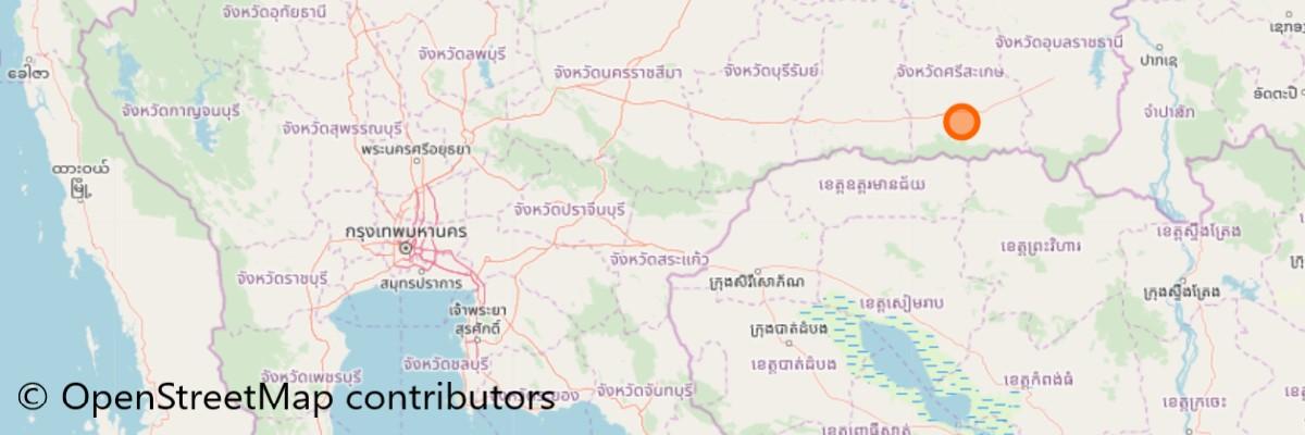 ワットパーマハーチェディーゲーオの地図