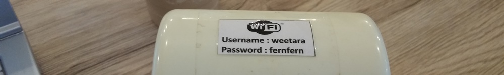 Grandparents' Home Wifi