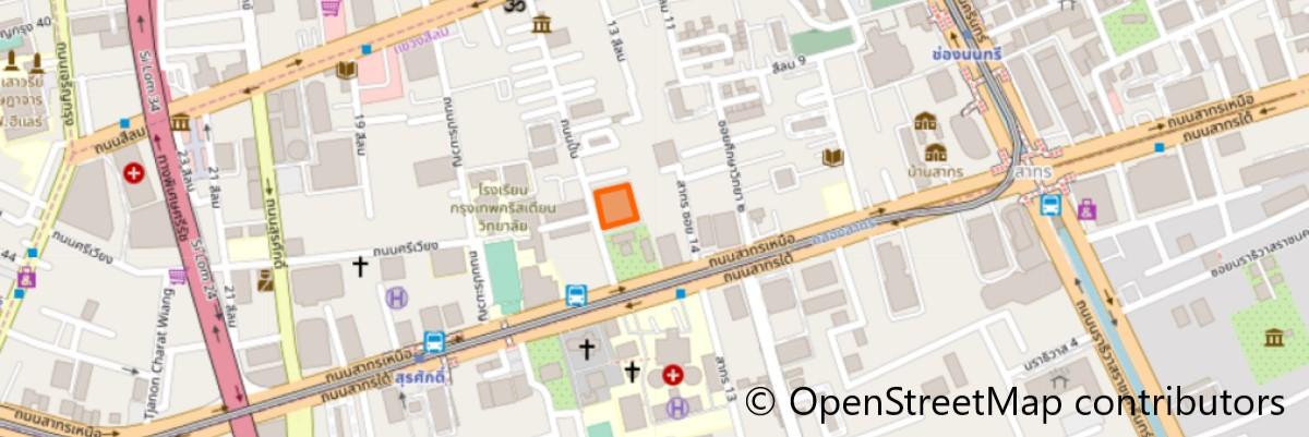 ラウンチパッド地図
