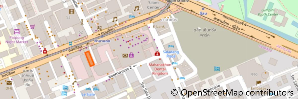 ワークロフト地図
