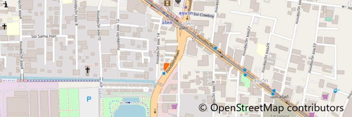 モンスターハブコワーキングスペース&スタートアップハブ地図