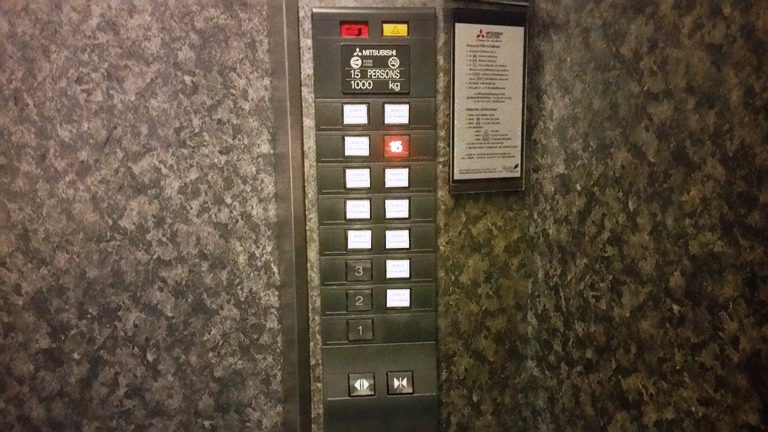 各階ボタン