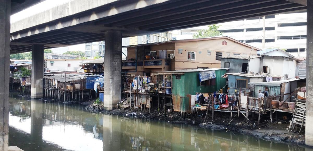 バンコクの川