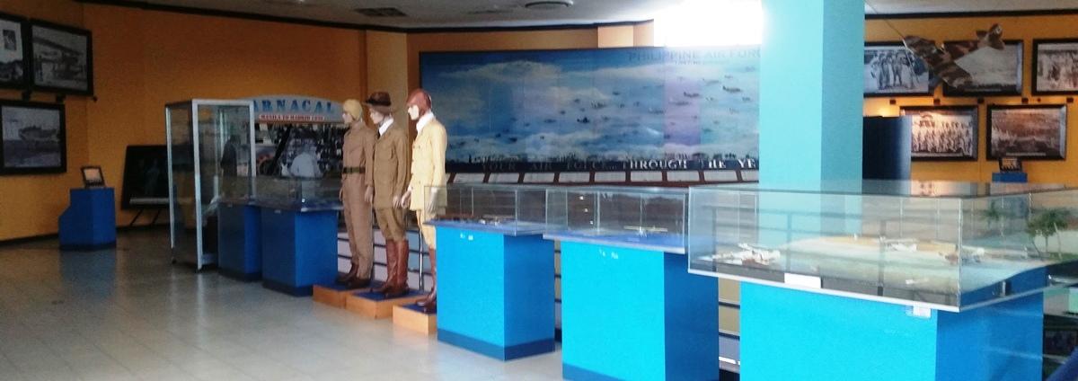 フィリピン空軍航空宇宙博物館の2階
