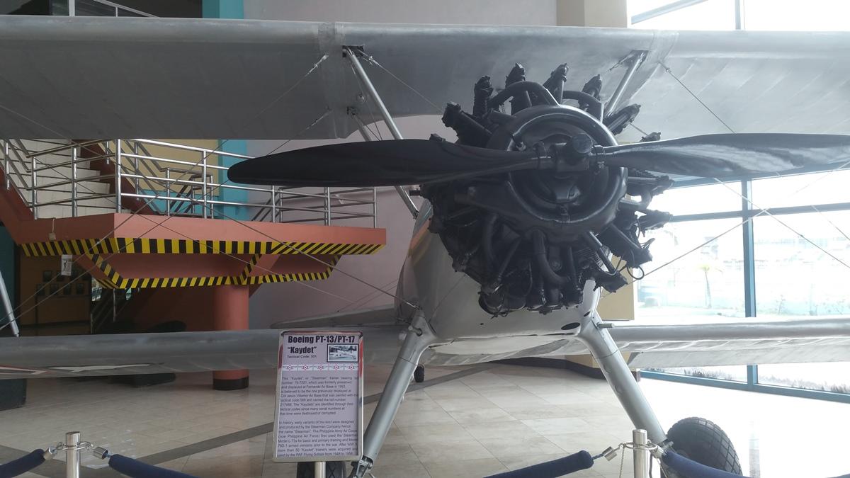 ボーイングPT-13 / PT-17  「カイデット」