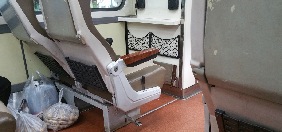 In-Cab Seats