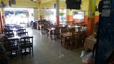 民宿日出の食堂