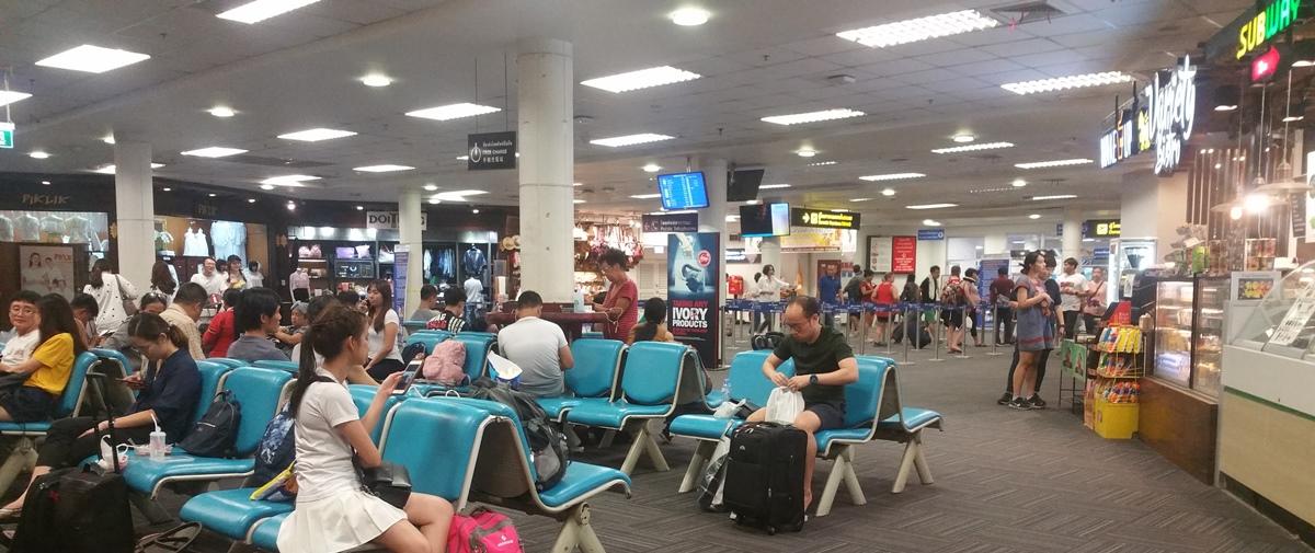 空港飲食店