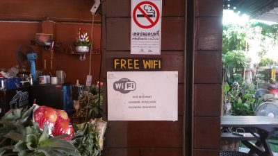 Wi-Fi at Rose Guest House