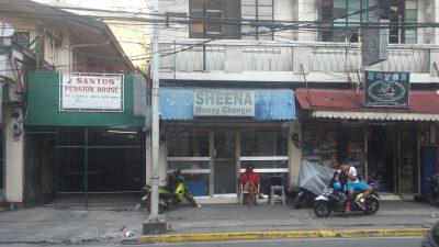 SHEENA(シェーナ)の正面