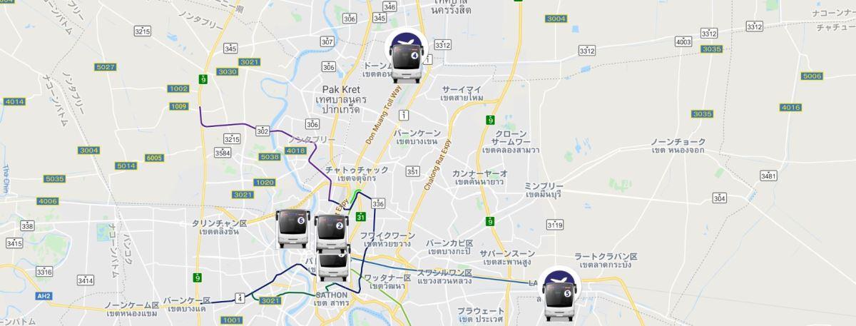 リモバス地図