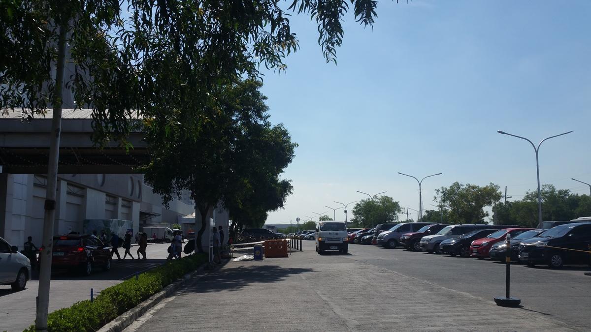 SMサウスモール駐車場
