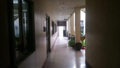 博物館別館廊下