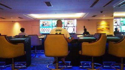 ロイスホテル&カジノのルーレット