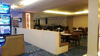 ロイスホテル&カジノの食堂