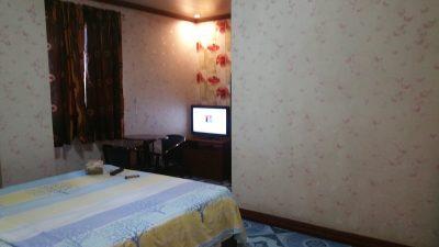 トモベホテル室内