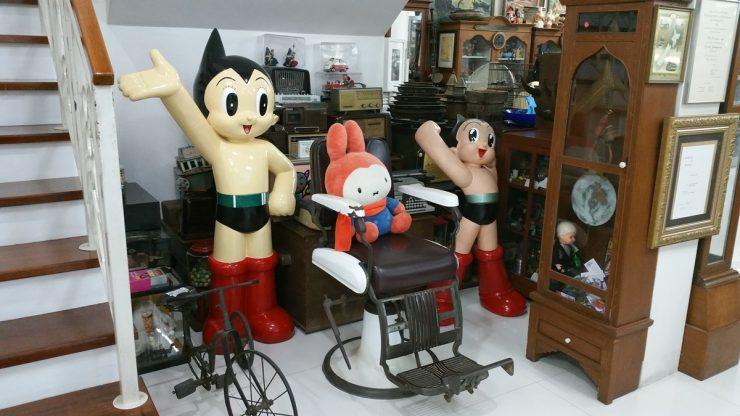 Astro Boy, Miffy