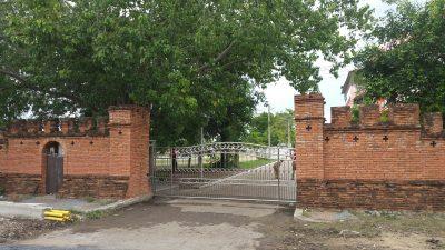 アユタヤウィッタヤーライ学校の門