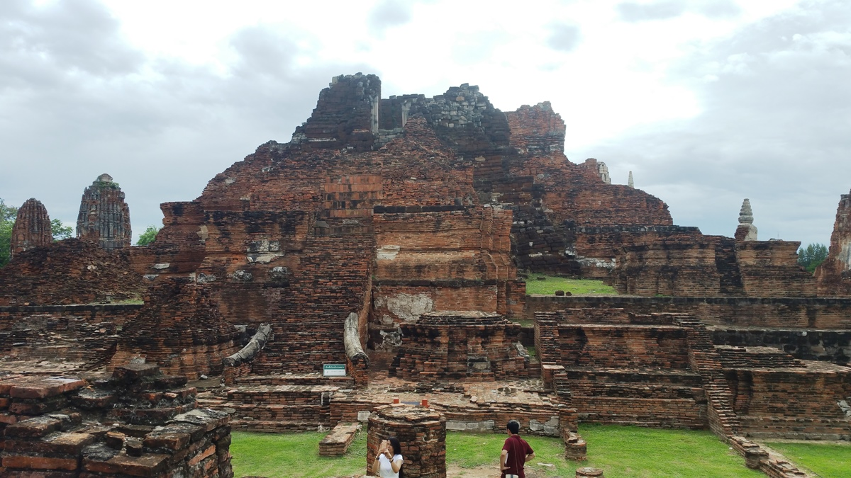 Central Relic Box at Wat Mahathat
