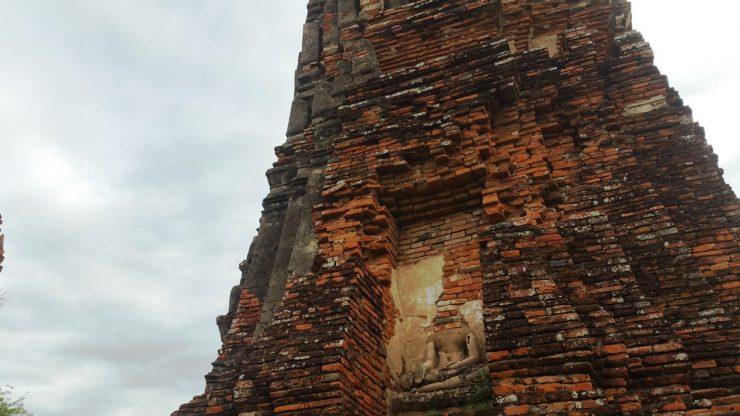 Small Relic Box at Wat Mahathat