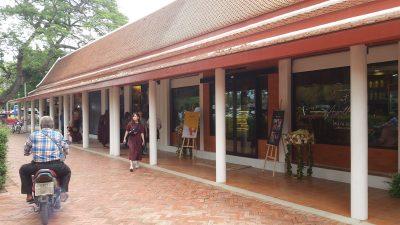 Store at Wat Mahathat