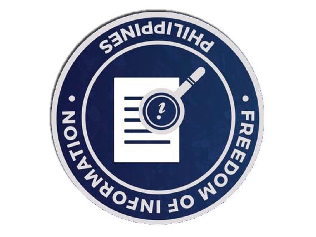 フィリピン情報の自由ロゴ