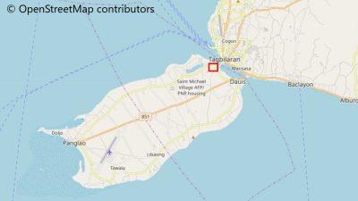 Bohol ESL Cafe & Homestay地図