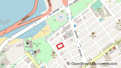 BASE OKINAWAの地図