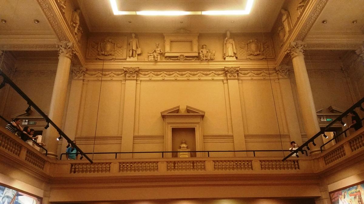 フィリピン国立博物館上院セッションホール