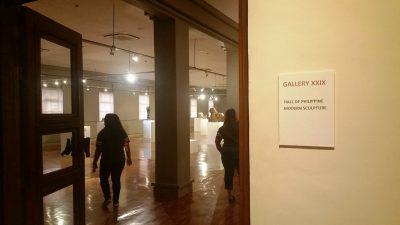 ギャラリー29入り口