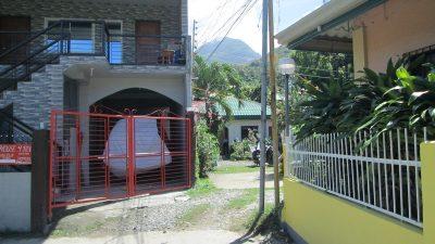 プエルトガレラの路地