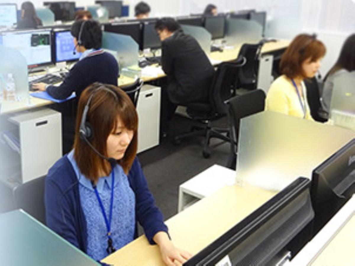 海外旅行保険会社のオフィス