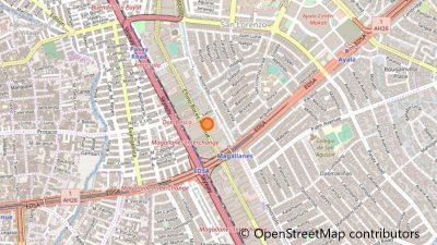 Tokyo ヘルスリンクの地図
