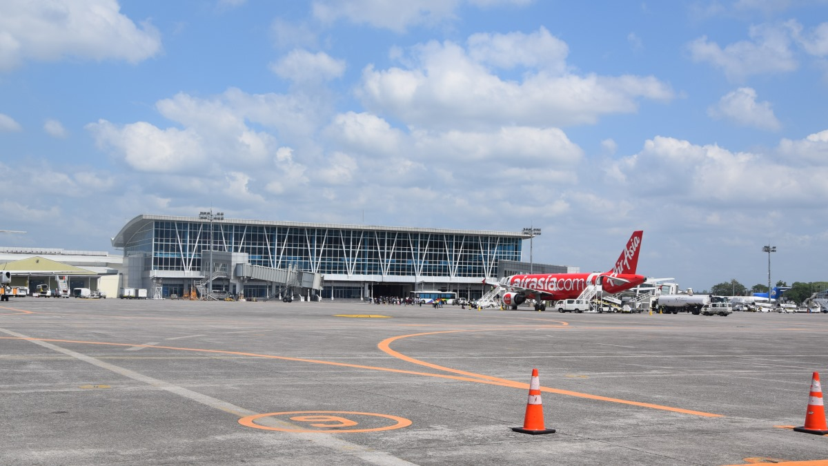 クラーク国際空港外観