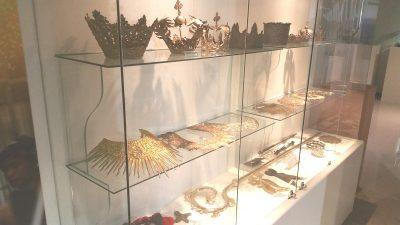 アエタ族の展示
