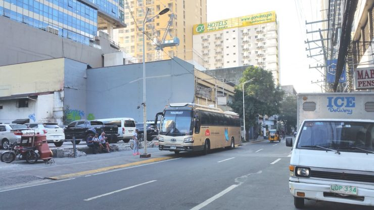 Si-catのバス