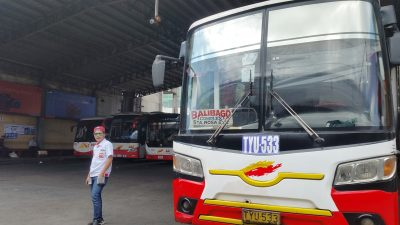 BBLトランスのバス